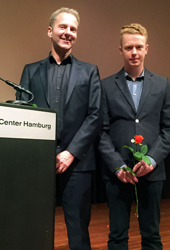 Timo Mehlig und Christian Wagner